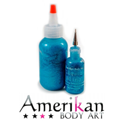 Amerikan Body Art Liquid Glitter
