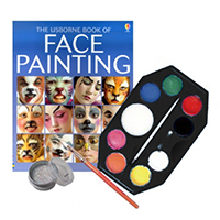 Beginner Face Painting Kits &amp; Palettes