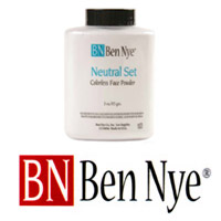 Ben Nye Setting Powder, Sprays & Removers