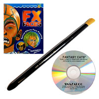 Cheap Face Painting Tools