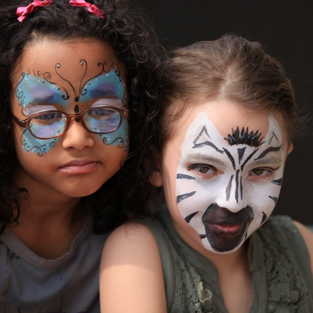 Face Painting Tutorials