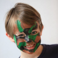 Kids Face Painting Kits