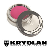 Kryolan Pressed Powder & Glitter Compacts