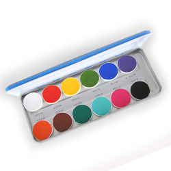 Medium Face Paint Palettes