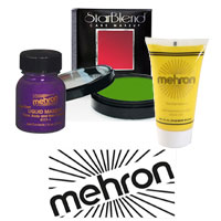 Mehron Face Paints