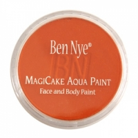 Ben Nye Face Paints - Bright Orange LA-17 (0.9 oz)