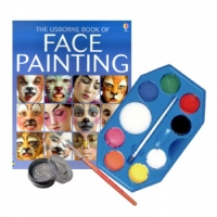 Clown Antics Rainbow Face Paint Kits (8 Colors)