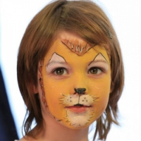 FacePaint's Deluxe Lion Face Painting Kits