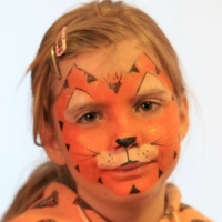FacePaint's Deluxe Tiger Face Painting Kits