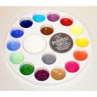 Snazaroo Color Wheel Face Paint Palettes (18 Colors)
