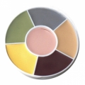 Ben Nye Death Makeup Wheel Makeup DW (1 oz / 28 gm)