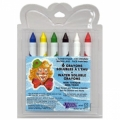 Johnny Brown Face Paint Crayons (6/box)