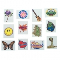 Kids Temporary Tattoos - Assorted (144 pk)