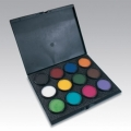 Paradise AQ Pro Build Your Own Face Paint Palettes (12 Colors)