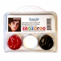 Snazaroo Dracula Face Painting Kits (3 Colors)