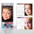 Snazaroo Eye Face Painting Kits (8 Colors)