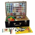 Snazaroo Professional Face Painting Kits (54 Colors)