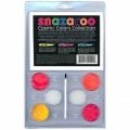Snazaroo UV Face Painting Kits (4 Colors)
