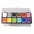 Wolfe Essentials Face Paint Palettes (12/colors)