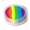 Wolfe Face Paints - Neon Rainbow NRB (1.59 oz/45 gm)
