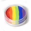 Wolfe Face Paints - Rainbow RB (1.59 oz/45 gm)